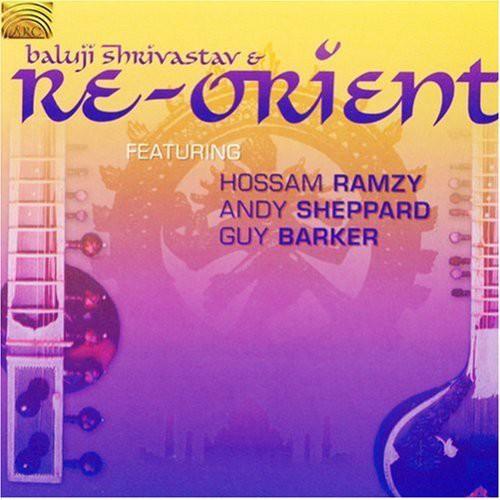Baluji Shrivastav and Re-Orient