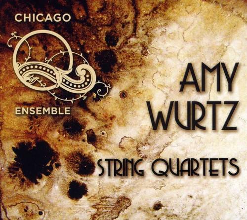 Amy Wurtz String Quartets