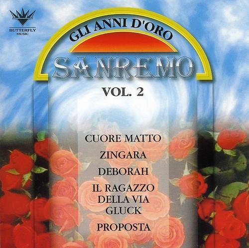 Festival Di San Remo: Gli Anni D'oro 2 /  Various [Import]