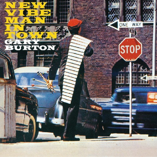 New Vibe Man in Town [Import]