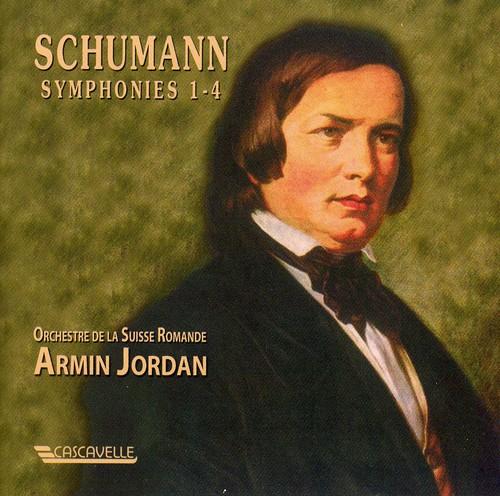 Schumann, Robert : Symphonies 1-4