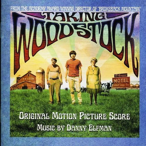 Danny Elfman-Taking Woodstock (Score) (Original Soundtrack)