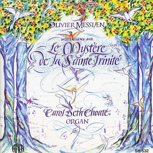 Meditations Sur Le Mystere de la Sainte Trinite
