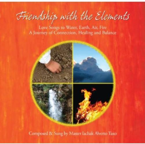 Friendship Elements: Love Water Earth Air Fire