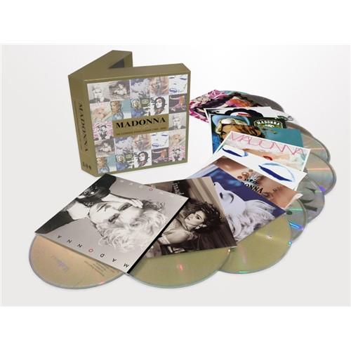 Complete Studio Albums 1983 - 2008 [Import] , Madonna