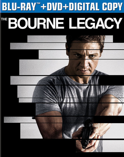 Bourne Legacy [2 Discs] [UltraViolet] [2 Discs] [Blu-ray/DVD]