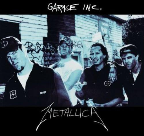 Metallica-Garage Inc.