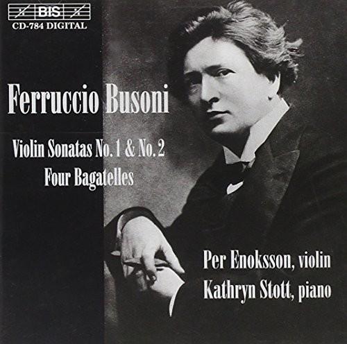 Violin Sonatas 1 & 2 /  4 Bagatelles