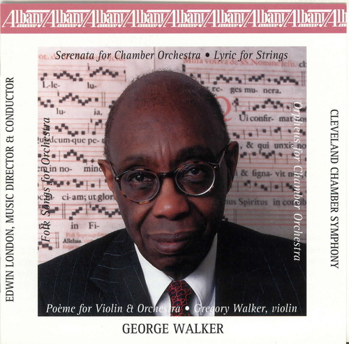 Plays the Music of George Walker