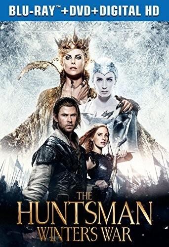 Huntsman: Winter's War [Blu-ray/DVD]