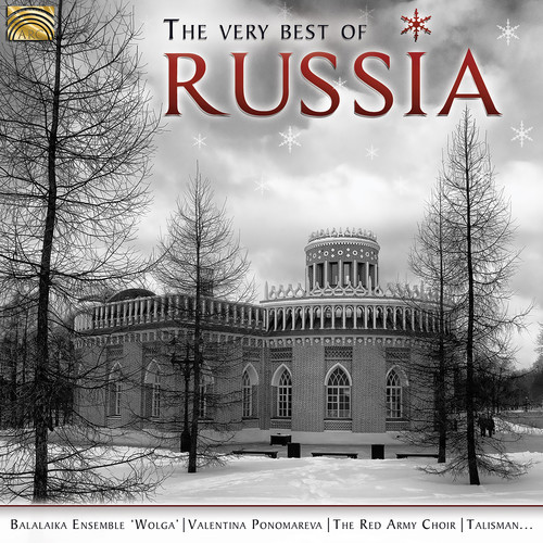The Very Best Of Russia (Various Artists)