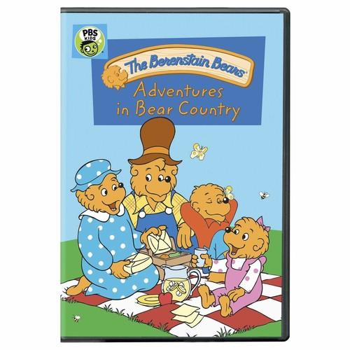 Berenstain Bears: Adventures in Bear Country