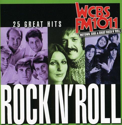 WCBS FM: Motown, Soul Rock N Roll - Rock N Roll