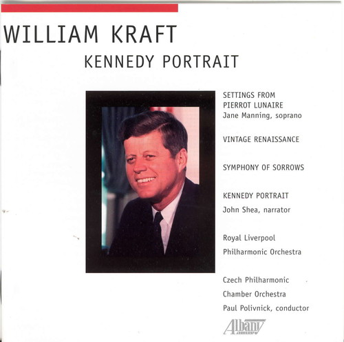 Kennedy Portrait /  Settings from Pierrot Lunaire