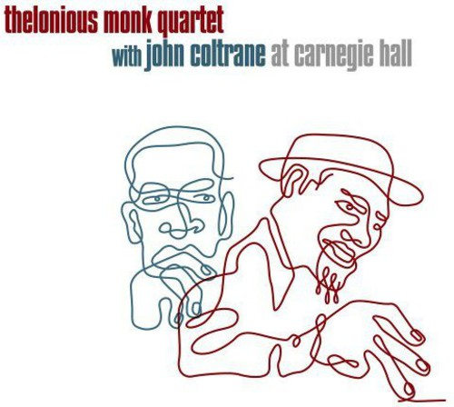Thelonious Monk-Thelonious Monk Quartet With John Coltrane At Carnegie Hall