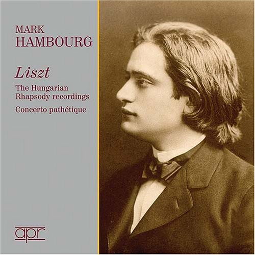 Hungarian Rhapsodies 1-14/ Rakoczy March/ Con Pathet