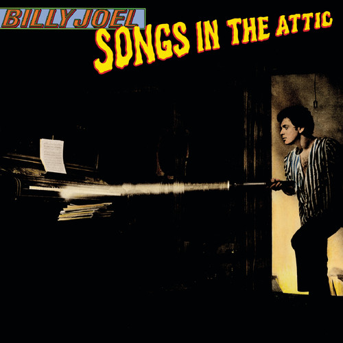 Billy Joel-Songs In The Attic [Remastered] [Enhanced]
