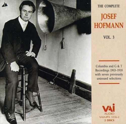 Complete Josef Hofmann 3