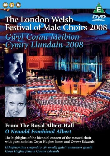 London Festival of Welsh Male Choirs 2008 /  Various [Import]