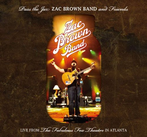 Pass the Jar: Zac Brown Band & Friends Help Rebuil