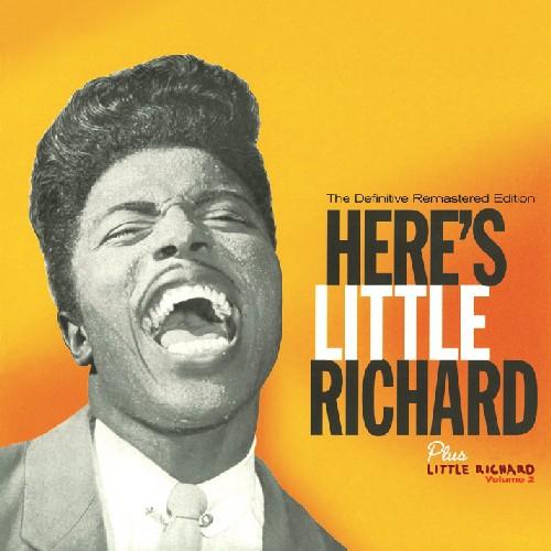Heres Little Richard /  Little Richard 2 [Import]