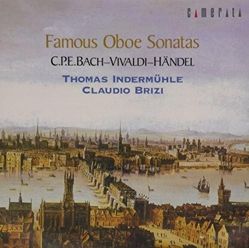 Famous Oboe Sonatas
