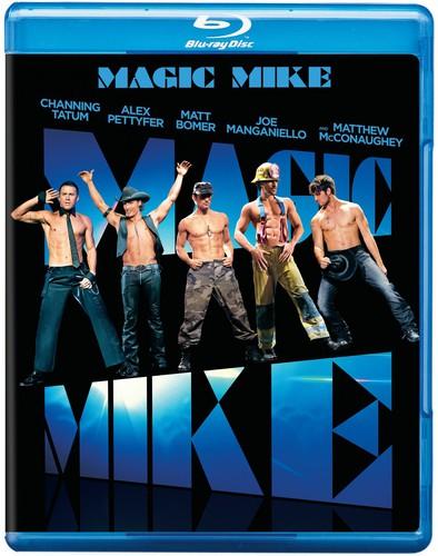 Magic Mike [2 Discs] [UltraViolet] [Blu-ray/DVD]