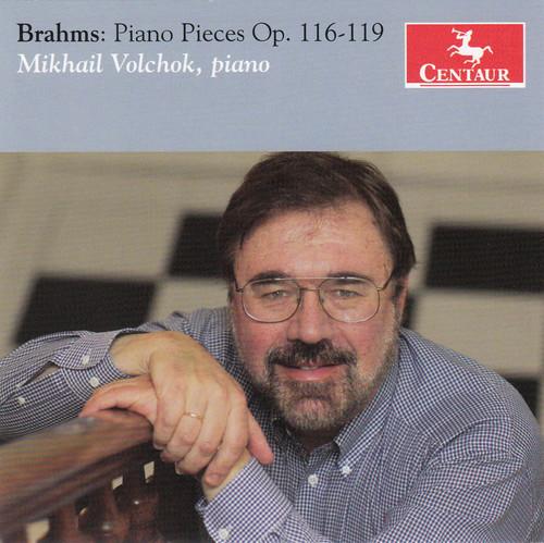 Piano Pieces Op 116-119