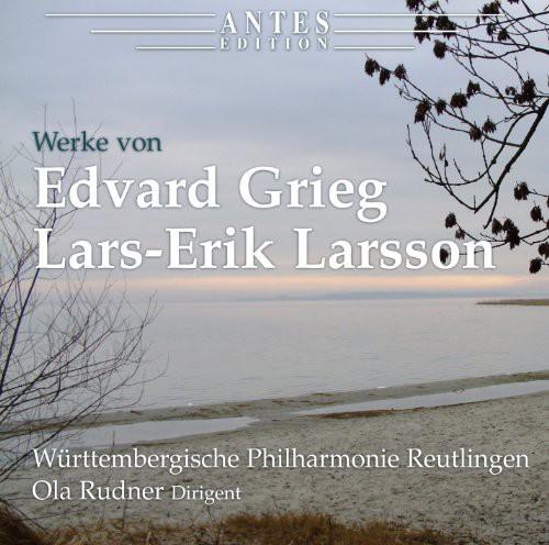 Works of Edvard Grieg & Lars-Erik Larsson