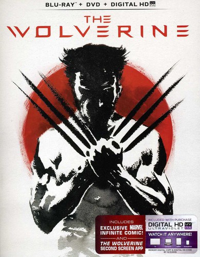 Wolverine [2 Discs] [Blu-ray/DVD]