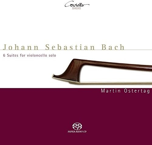 6 Suites for Violoncello Solo BWV 1007 - 1012