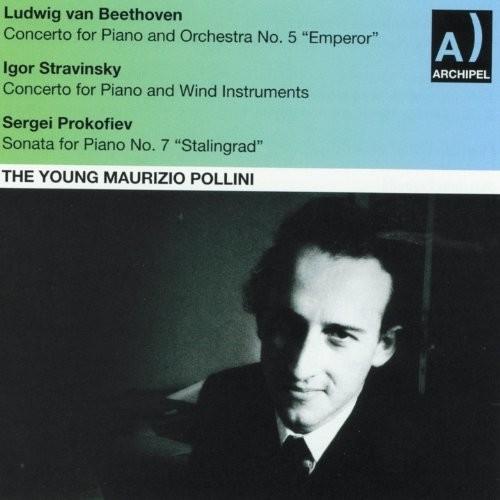 Klavierkonzert 5 Stravins