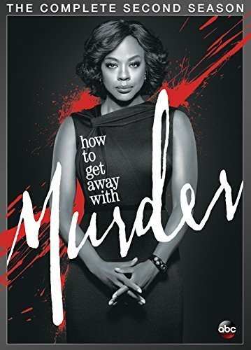 How to Get Away With Murder: The Complete Second Season