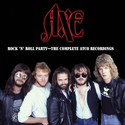 Axe-Rock 'n' Roll Party - Complete Atco Recordings