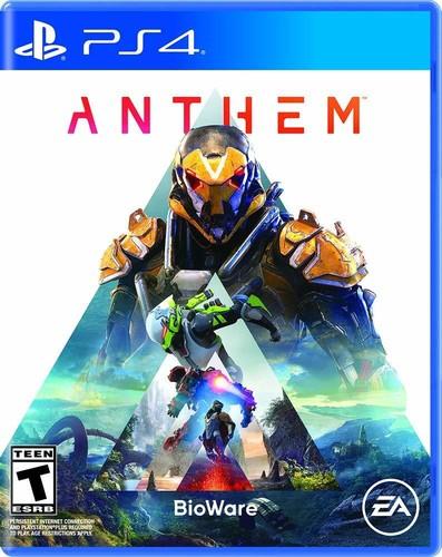 Anthem for PlayStation 4