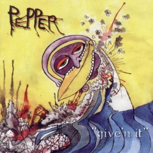 Pepper-Give'n It