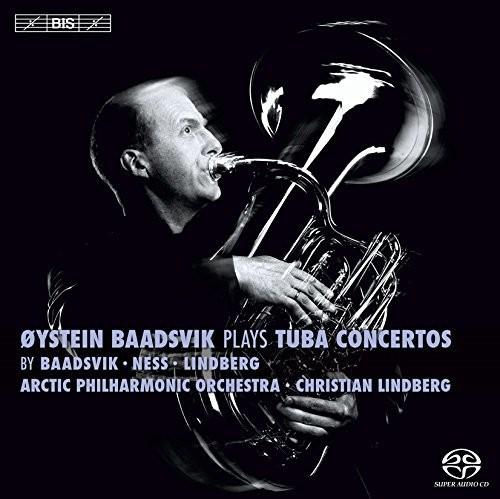 Oystein Baadsvik Plays Tuba Cons