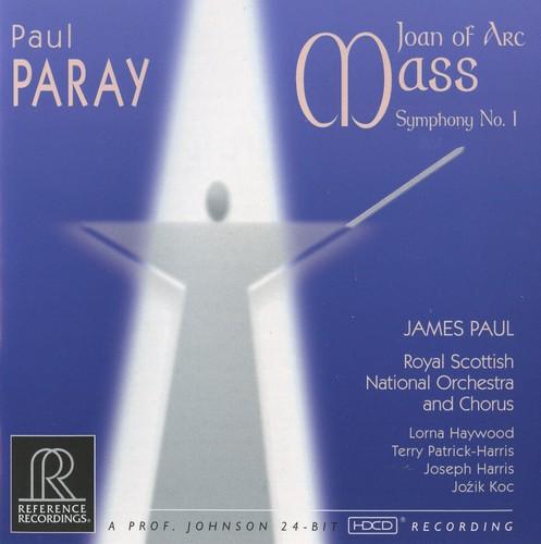 Joan of Arc Mass / Symphony 1