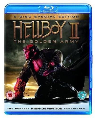 Hellboy 2 the Golden [Import]