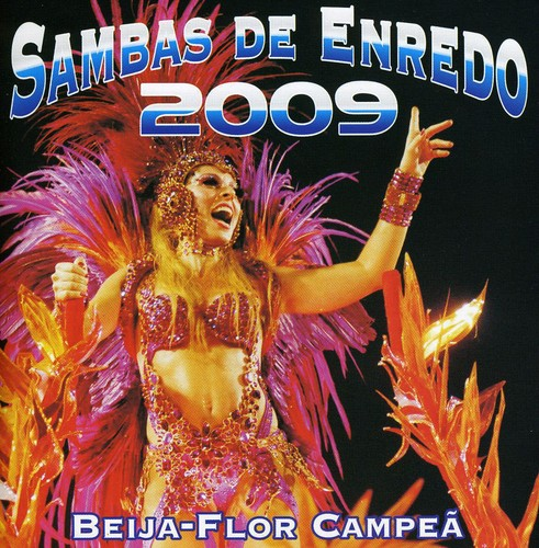 Carnaval 2009: Sambas de Enredo /  Various [Import]