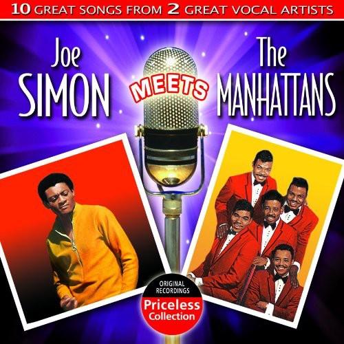 Joe Simon Meets the Manhattans