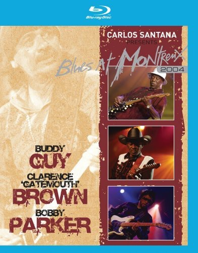 Santana Presents Blues at Montreux 2004