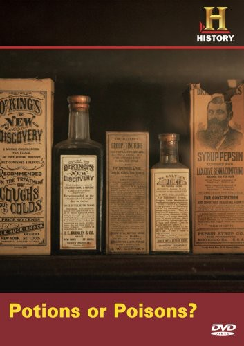 In Search of History: Potions or Poisons?