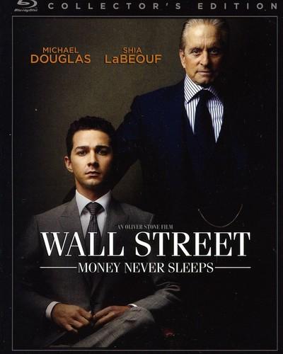 Wall Street: Money Never Sleeps [2 Discs] [Blu-ray]