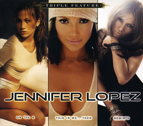 Jennifer Lopez-Triple Feature