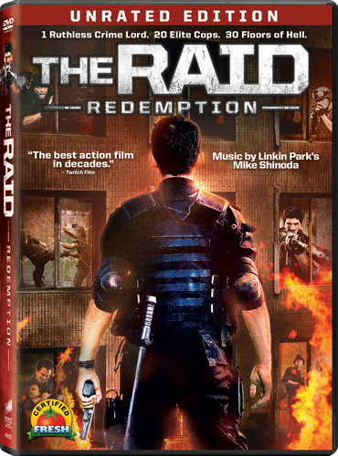 Raid: Redemption [Unrated] [UltraViolet]