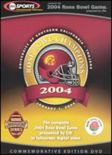 04 Usc Rose Bowl