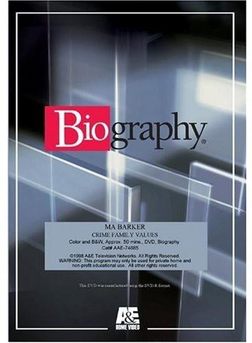Biography - Ma Barker: Crime Family Values