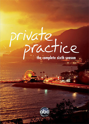 Private Practice: The Complete Sixth Season (The Final Season)