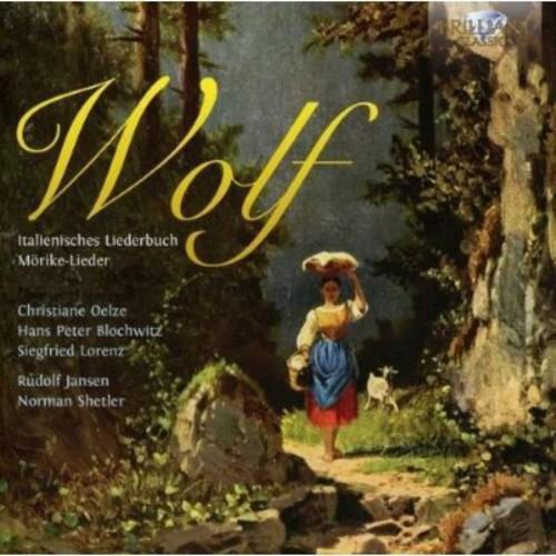 Italienisches Liederbuch /  Morike-Lieder